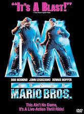 Super Mario Bros. (DVD, 2003)