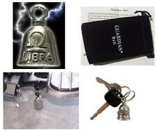 LIBRA BIRTHDAY MOTORCYCLE BIKER GUARDIAN BELL PROTECT YOUR RIDE FROM EVIL SPIRIT