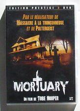 2DVD MORTUARY - Dan BYRD / Alexandra ADI - Film de Tobe HOOPER