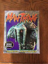 Bowen Designs Man-Thing Mini Bust Marvel Signature Edition 648/2000