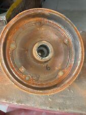 Vintage wide 5 oem 1937-1939? Ford Brake Hub/Drum Rear 1single drum   #6
