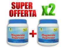 MAGNESIO SUPREMO NATURAL POINT 2x300GR DUE CONFEZIONI