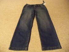 Misses size 8 apt.9 pair of blue denim trouser pants NWT's