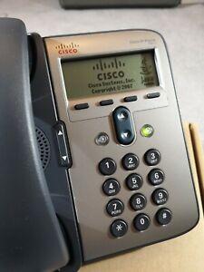 5x Cisco CP-7911G UC VoIP Desktop Phone - Brand New in Box