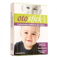 Otostick BABY Ear Corrector Corrector Orejas 8pcs Ear separation SINCE 3 MONTHS