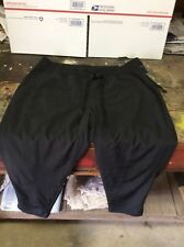 NWT Old Navy Active Go Dry Fitted Compression Mesh Capri Leggings Size M Black