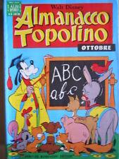 ALMANACCO TOPOLINO n°10 1969    [G387] - OTTIMO