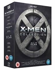XMen Collection [Bluray] [2000] [DVD]