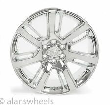 "4 NEW Cadillac Escalade ESV EXT Chrome 22"" Wheels Rims Lugs Free Shipping 4738"