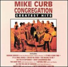 Greatest Hits by The Mike Curb Congregation (CD, Curb)