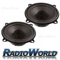 "Carsio 5.25"" 50W Watt Car Van Truck Audio 2-Way Coaxial Speakers Pair 130mm"