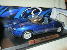 Alfa Romeo Spider Blu 1/18 Maisto