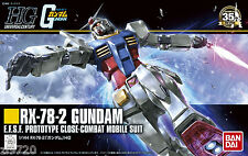Bandai HGUC 191 GUNDAM RX-78-2 GUNDAM 1/144 scale kit revive