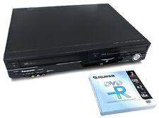 Panasonic DMR-EZ48V DVD Recorder VCR Combo Dubbing HDMI w/ Digital ATSC Tuner