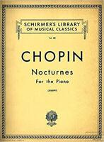 CHOPIN NOCTURNES FOR THE PIANO volume 30 de Joseffy