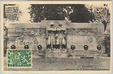 57030/1 - BELGIUM - POSTAL HISTORY: MAXIMUM CARD 1950 - HERALDRY Lions ROYALTY