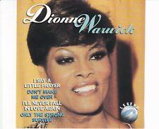 CD DIONNE WARWICKwalk on by1993 EX+  (B4992)