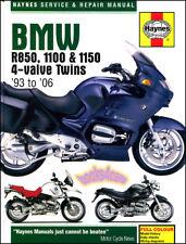 BMW SHOP MANUAL SERVICE REPAIR BOOK HAYNES R850 1100 1500 WORKSHOP GUIDE GS TWIN