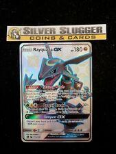 Pokemon Rayquaza GX 177a/168 Holo Shiny Ultra Rare Alternate Art Promo