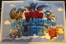 """Skylanders Imaginators """"Bring The Skylanders To Life!""""  Poster #1 11.25"""" x 7.25"""""""