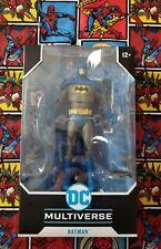 New McFarlane DC Multiverse Batman Blue Exclusive Variant