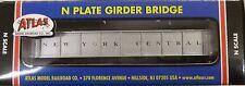 Atlas N Scale Code 80 Plate New York Central Girder Bridge 2551