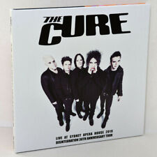 THE CURE Live Sydney Australia 30May2019 Disintegration 30th Tour 2CD DigipakNEW