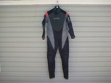 Mares Isotherm 6.5mm Full Body Semi-Dry Wetsuit. XL Scuba Dive As-Is 7 6