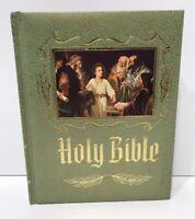 Holy Bible Catholic Heirloom Edition 1971 KJV Family Red Letter Master Reference