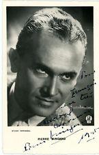 Pierre MINGAND AUTOGRAPHE 1945 Autogramm DEDICACE PHOTO  SIGNEE signiert signed