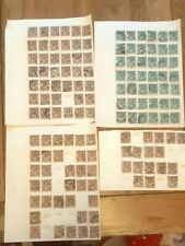 Northern Rhodesia Stamps 1910 to 1936