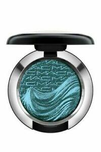 MAC-Extra Dimension Foil Eyeshadow~LUNAR METAL~Dark Teal Sparkle Rare! GLOBAL