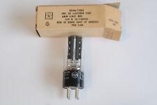 1956 NIB RCA USA JAN-CRC-80 Rectifier Black Plate Tubular Vacuum Tube