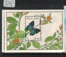 Sierra Leone Butterfly SC 1096-7 MNH (3egm)