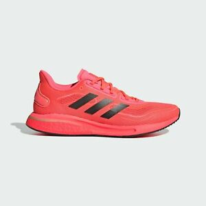 Adidas Supernova Men's Running Shoes Pink/Black Copper Metallic FV6032