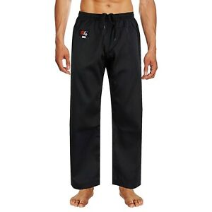 G4 Adult Karate Trousers Martial Arts Student Karate Suit GI Aikido Pant Kung Fu