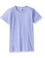 Marky G Apparel Men's Power Wash Short Sleeve T-Shirt Beni Imo (Purple) Size 2XL