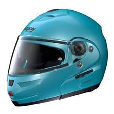 Nolan N103 Solid Flip Up Modular Motorcycle Helmet Pearl Sky XSmall XS