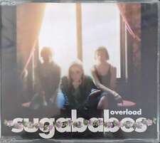 Sugarbabes Overload CD Single