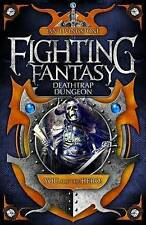 Deathtrap Dungeon by Ian Livingstone (Paperback, 2009) NEW