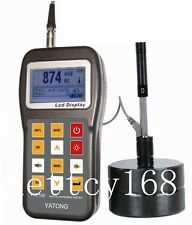 #2252-YHT100 Portable Rebound Leeb Hardness Tester Meter New In Box