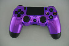 Sony Playstation Dualshock PS4 Wireless Controller Custom Chrome Purple