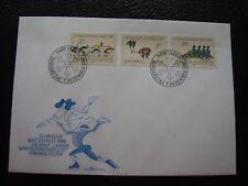 LIECHTENSTEIN - enveloppe 1er jour 7/12/1987 (B15)