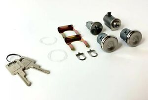 Ignition, Glove Box, & Door Lock Kit For 1967-72 Chevy Pickup Truck