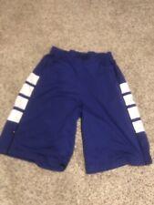 Mens Purple Nike Air Jordan Basketball Shorts Size L