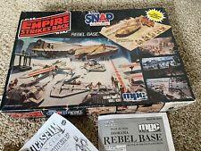 Mpc Ertl Star Wars: The Empire Strikes Back Rebel Base Model Kit