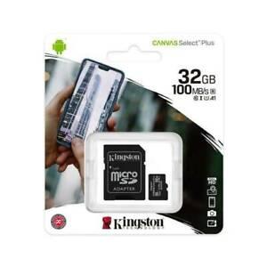 MICRO SD MEMORIA MEMORY CARD KINGSTON 32GB PER SMARTPHONE Huawei Mate 30E Pro 5G