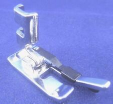 """QUARTER INCH 1/4""""  FOOT W/GUIDE FOR SINGER 221/222 + OTHER LOW SHANK MACHINES"""