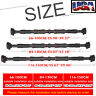 US Chin Pull Up Bar Home Fitness Body Training Equipment Workout Door Gym
