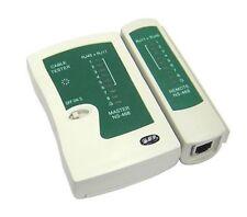 Prüfgerät für Kabel LAN, ISDN                     #j431